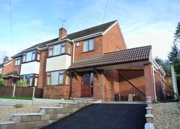 Thumbnail 3 bedroom semi-detached house to rent in Cobwell Road, Broseley Wood, Broseley