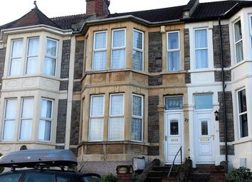 Thumbnail 3 bed terraced house for sale in Lullington Road, Brislington, Bristol