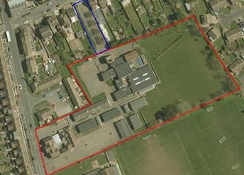 Thumbnail Land for sale in Halfway Houses Primary School, Queenborough Road, Halfway, Sheerness, Kent