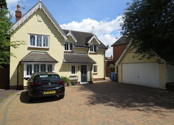 Thumbnail 4 bed detached house for sale in Shardlow Road, Alvaston, Derby