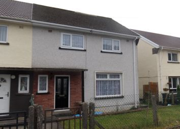 Thumbnail 3 bed semi-detached house for sale in Aberfan Fawr, Aberfan, Merthyr Tydfil