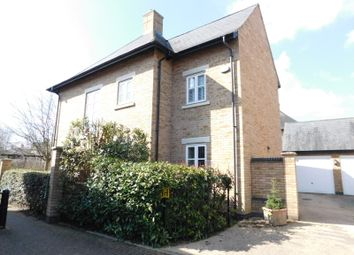 Thumbnail 4 bed detached house for sale in Gladstone Drive, Fairfield, Hitchin, Herts