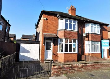 Thumbnail 2 bed semi-detached house for sale in Heathside Road, Cheadle Heath, Stockport