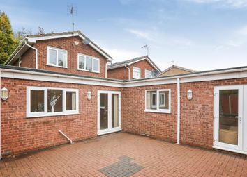 Thumbnail 4 bedroom detached house for sale in Wadesmill Lawns, Moseley Parklands, Wolverhampton