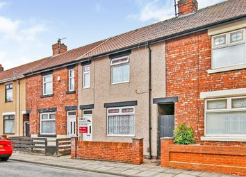 2 bed terraced house for sale in Leamington Parade, Hartlepool TS25