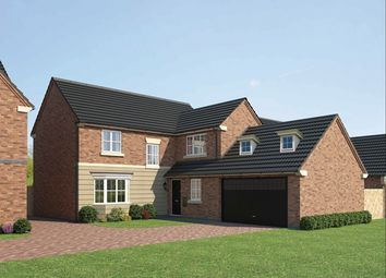 "Thumbnail 4 bed detached house for sale in ""The Rydal"" at Loughborough Road, Rothley, Leicester"