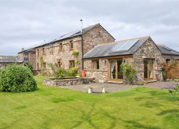 Thumbnail 3 bed barn conversion for sale in Hideaway Barn, Sprunston, Durdar, Carlisle