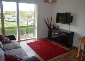 Thumbnail 2 bed flat to rent in Edgbaston Crescent, Birmingham