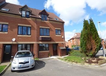 Thumbnail 3 bedroom town house for sale in Sixpenny Close, Poole