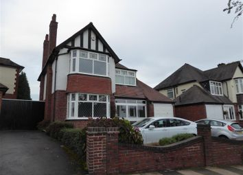 Thumbnail 4 bed detached house for sale in Knightlow Road, Harborne, Birmingham
