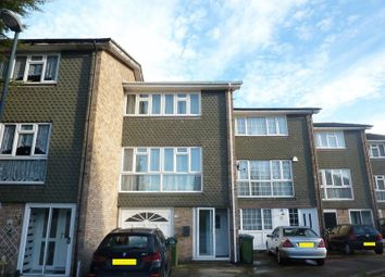 Thumbnail 4 bed town house for sale in Ellis Close, London