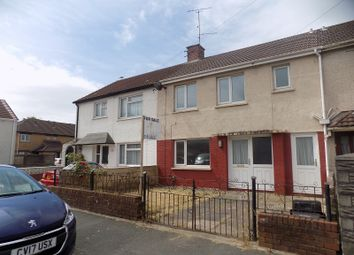 Thumbnail 3 bedroom semi-detached house for sale in St. Asaph Drive, Sandfields Estate, Port Talbot, Neath Port Talbot.