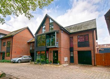 Thumbnail 5 bed detached house for sale in Beadsman Crescent, West Malling, Kent