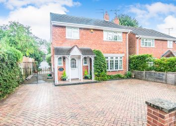 Thumbnail 4 bed detached house for sale in Camley Gardens, Maidenhead
