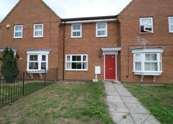 Thumbnail 3 bed terraced house to rent in Sunningdale Drive, Rushden
