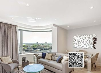 Thumbnail 1 bedroom flat for sale in Tower One, The Corniche, Albert Embankment, Nine Elms