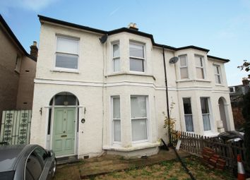 Thumbnail 4 bed semi-detached house for sale in Charlotte Road, Wallington, Surrey