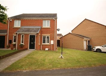 Thumbnail 2 bed semi-detached house to rent in Ridgewood Close, Darlington, Co. Durham