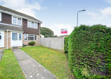 Stanley Road, Telscombe Cliffs, Peacehaven BN10. 3 bed end terrace house