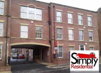 Thumbnail 2 bed flat to rent in Cross Yards, Mabs Gate, Standishgate, Wigan