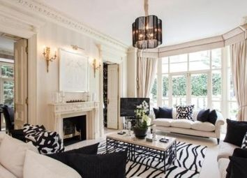 Thumbnail 10 bed detached house to rent in Frognal, London