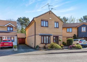 Thumbnail 3 bedroom detached house for sale in Sanctuary Court, Culverhouse Cross, Cardiff