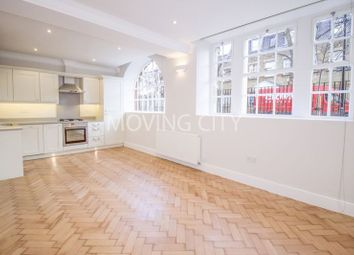 Thumbnail 1 bed flat to rent in Cavendish Terrace, Tredegar Square, London