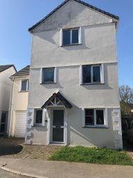 Thumbnail 5 bed detached house to rent in Springfields, Bugle, St Austell