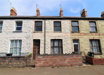 Thumbnail 3 bed terraced house for sale in Harold Street, Roath, Cardiff