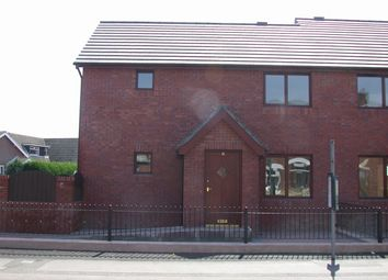 Thumbnail 3 bed semi-detached house to rent in Lytham Road, Freckleton, Preston