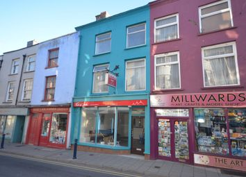 Thumbnail 5 bed terraced house for sale in Pier Street, Aberystwyth