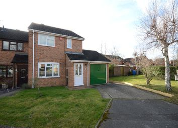 Thumbnail 3 bed end terrace house for sale in Rifle Way, Farnborough, Hampshire