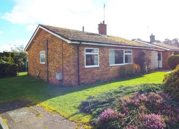 Thumbnail 3 bedroom bungalow for sale in Adastral Place, Swaffham