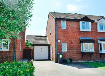 Thumbnail 3 bed semi-detached house for sale in Parnall Crescent, Yate, Bristol