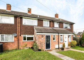 Thumbnail 3 bed terraced house for sale in Woodlands, Overton, Basingstoke