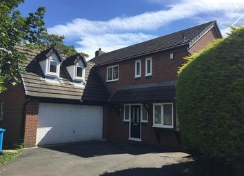 Thumbnail 5 bedroom detached house to rent in Bracken Drive, Freckleton, Preston