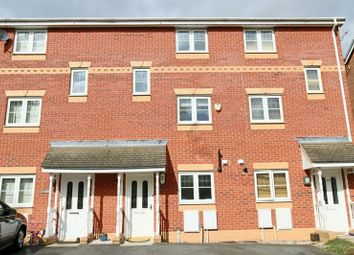 Thumbnail 4 bed town house for sale in Mottram Drive, Stapeley, Nantwich