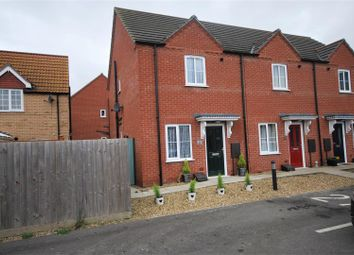 Thumbnail 2 bed terraced house for sale in Bilberry Close, Spalding