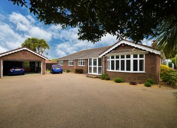 Thumbnail 5 bedroom detached bungalow for sale in The Square, Freshwater