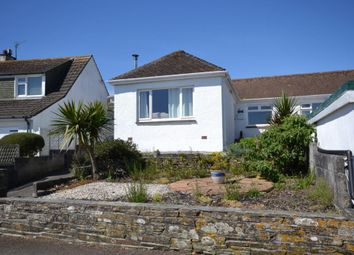 Thumbnail 2 bed semi-detached bungalow for sale in Cleveland Avenue, Looe, Cornwall