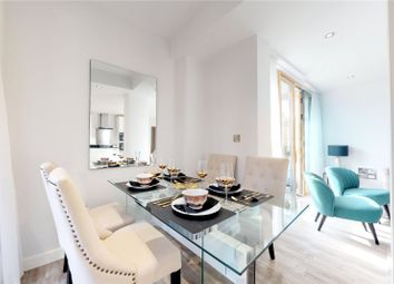 Thumbnail 2 bed flat for sale in Albany Court, Chiswick