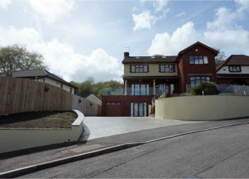 Thumbnail 5 bed detached house for sale in The Oaks, Llantwit Fardre