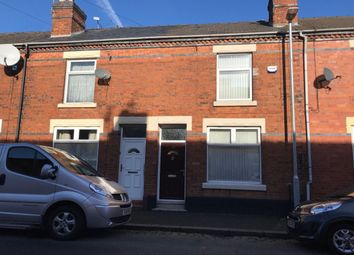 Thumbnail 3 bed terraced house for sale in Ridgway Street, Crewe