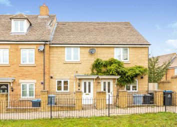 Thumbnail 2 bed terraced house for sale in Waterford Road, Witney