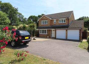 Thumbnail 4 bed detached house for sale in Lakeside Gardens, Havant
