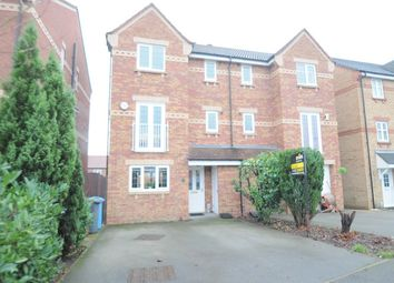 Thumbnail 5 bed semi-detached house for sale in Western Gailes Way, Hull