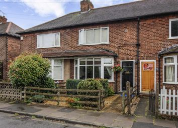Thumbnail 2 bed terraced house for sale in Barrydale Avenue, Beeston, Nottingham