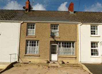 Thumbnail 4 bed terraced house for sale in 2 Station Terrace, Maenclochog, Clynderwen, Pembrokeshire