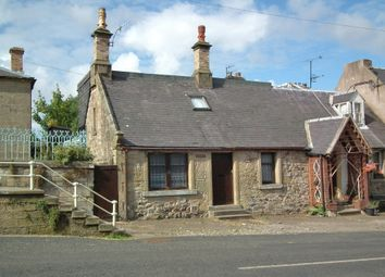 Thumbnail 2 bed end terrace house for sale in Main Street, Allanton, Duns