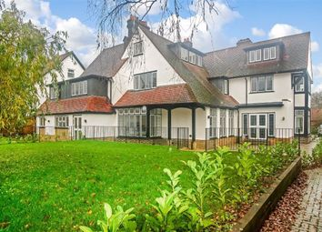 Thumbnail 3 bed flat for sale in Hayes Lane, Kenley, Surrey